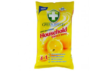 Green S cleaning cloths Disinfectant .70pc