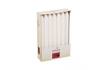 Spaas candle white 14 pic