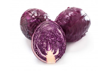 Fresh red cabbage ca 800 gr./stk