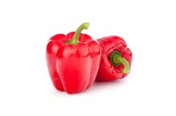 Red peppers ca 250 gr./pc