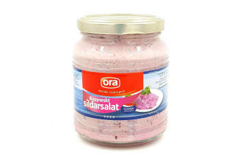 Ora herring salad from Russia 335g