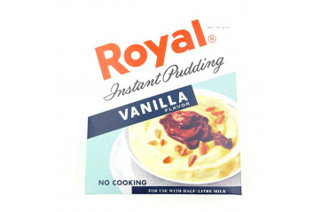 Royal Pudding Vanilla 90g.