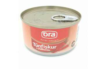 Ora Tuna in Chili 185g