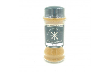Pottagaldrar seasoning Curry 50gr.