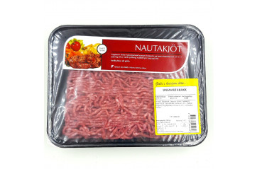 Fresh Minched Beef 8-12% approx 540 gr./pc