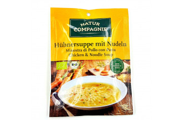 Natur Co noodle soup with chicken 38g