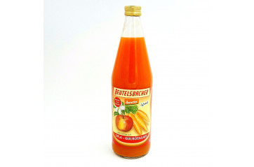 Beutelsbacher apple and carrot juice 750ml