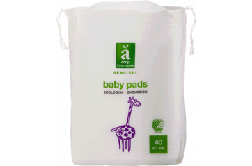 Anglamark baby cottonpads 40pc