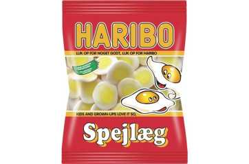 Haribo fried 120g