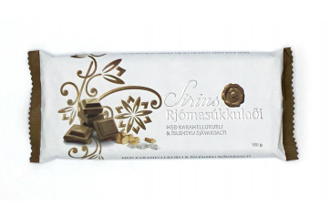 Nói milk chocolate with caramel and salt 150g