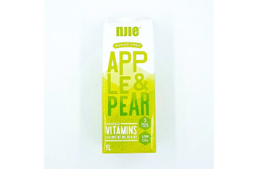 NJIE fruit juice apple and pear 1L
