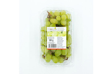 Green grapes 500g Box