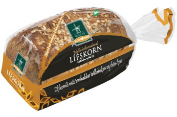 Myllu Lífskorn bread with trolloats and chia seeds 450g