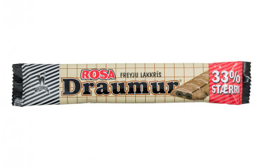 Freyja Draumur Rosa Chocolate bar 70gr