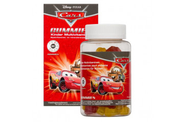 Disney children's multivitamin Cars 60pc