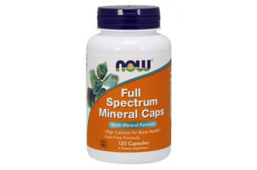 NOW Full Spectrum Mineral 120 stk