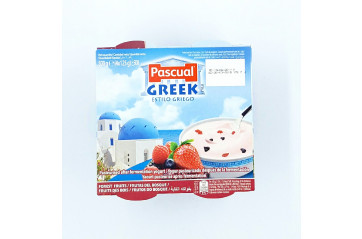 Pascual Greek style Forrestberry 500g