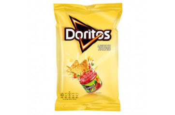 Doritos Lightly Salted 170g