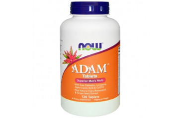 Now Adam day formula Vegeterian 120 tbl
