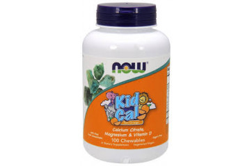 Now Kid Calcium 100 capsules