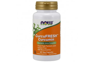 Now Curcufresh 60 capsules