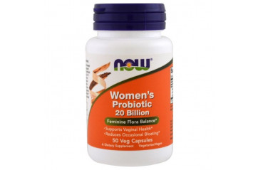 Now Women's capsule 20 Billion 50 capsules