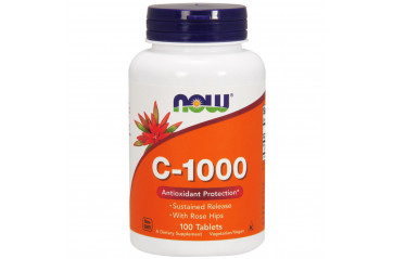 Now C-1000 vegetarian 100 tablets