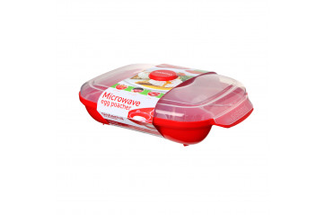 Sis Egg poacher microwave tray