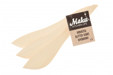 Maku Butter Knife 3pk