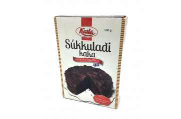 Katla Chocolate Cake 500g