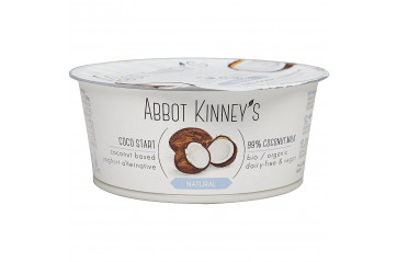 Ak Coconut Yogurt 125ml