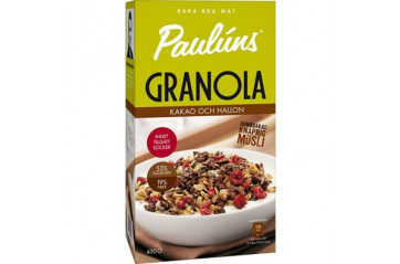 Paul.Granola cacao&rasberries 450g