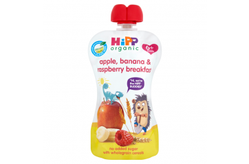 Hipp pouche apple, banana, raspberry  100g