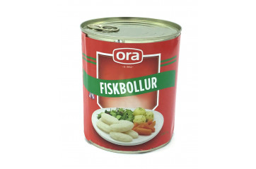 Ora fish balls 1/1 ds.