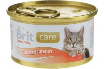 Cat food can Chicken Breast