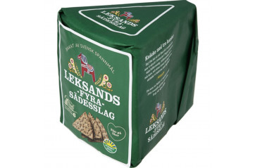 Leksands crispbread 4-grains 190g