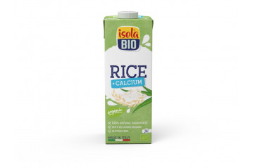 Isola Rise Milk with Calcium 1l