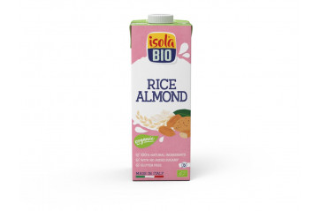Isola Rice and Almond Milk 1l