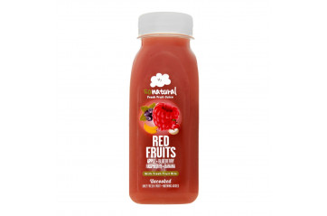 SoNat Red Fruits 250ml