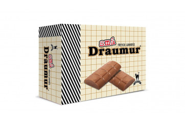 Freyja Smádraumur chocolate bar with liquorice 180g