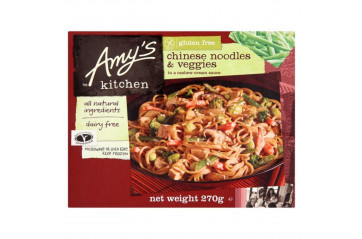 Amy's Chinese Noodles&Veggies 270g