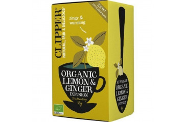 Tea Lemon & Ginger