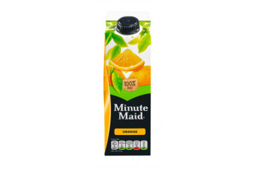 Orange juice without pulp