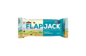 Flapjack Cashew and Coconut 80g