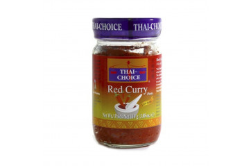 Thai Choice Red curry paste 110g