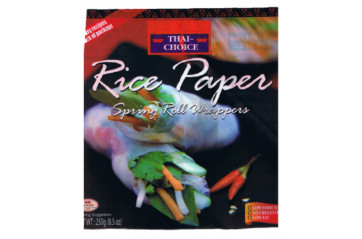 Thai Choice Rice paper