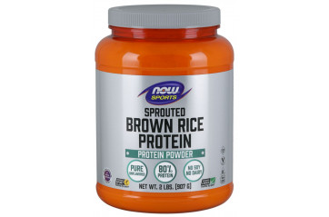 Now Brown-Rice Protein powder 907g