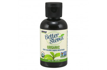 Now Stevia liquid 59 ml