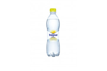 Toppur water Lemon 0,5L