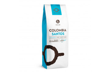 Te & Kaffi Santos ground coffee beans 400g